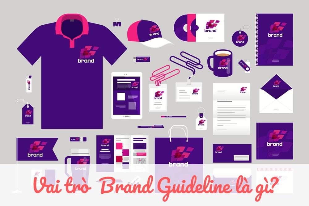 brand guideline là gì