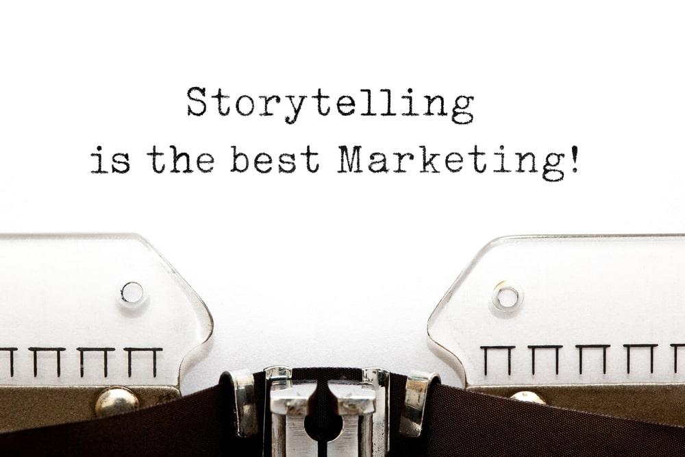 brand story là gì