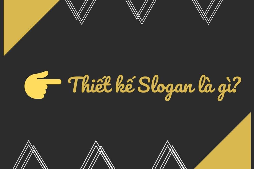 cách thiết kế slogan