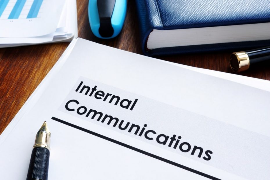 kế hoạch truyền thông nội bộ