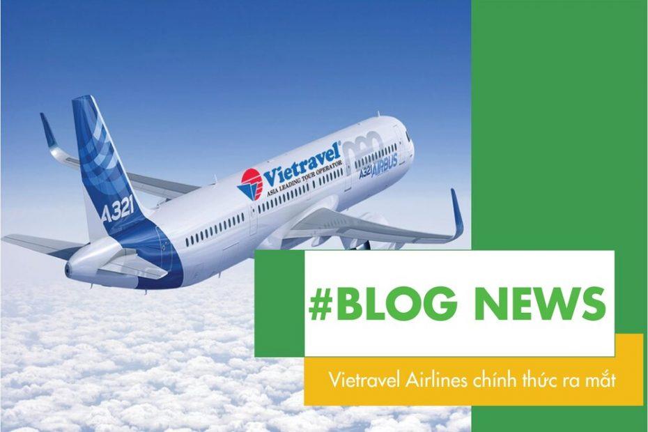 ra mắt viettravel airline
